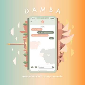 Konsep dua benua di Music Video `Damba`